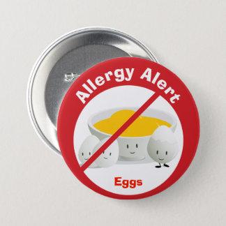Allergy Alert Button | Eggs