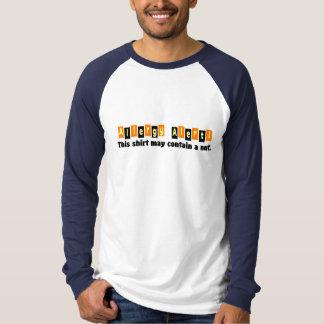 Allergy Allert T-shirt