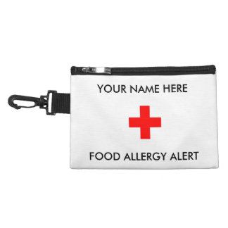 Allergy Emergency Kit Pouch Accessories Bag