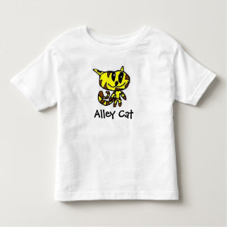 Alley Cat Toddler T-shirt