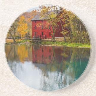 Alley Mill Autumn Coaster