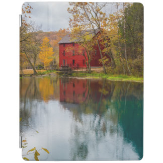 Alley Mill Autumn iPad Cover