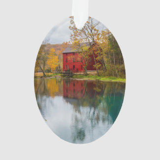 Alley Mill Autumn Ornament