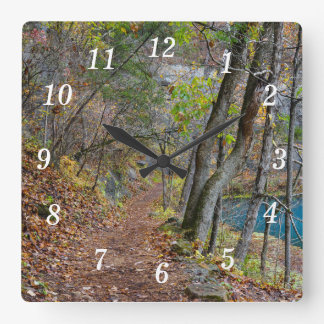 Alley Mill Autumn Walk Clocks