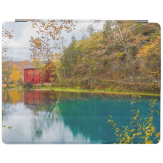 Alley Roller Mill And Spring iPad Cover