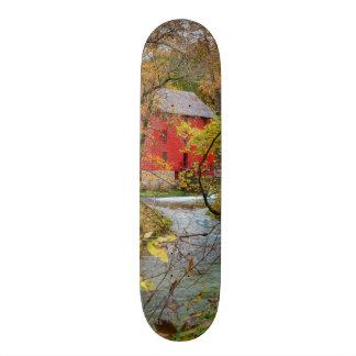 Alley Through The Woods Skate Board Decks