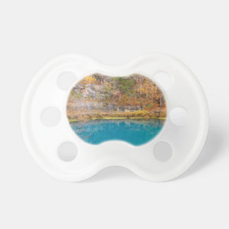 Alleys Blue Spring Pacifier