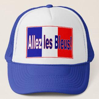 Allez les Bleus!  French Football Team Fan Cap