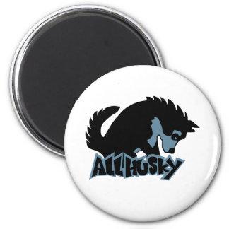 AllHusky Magnet