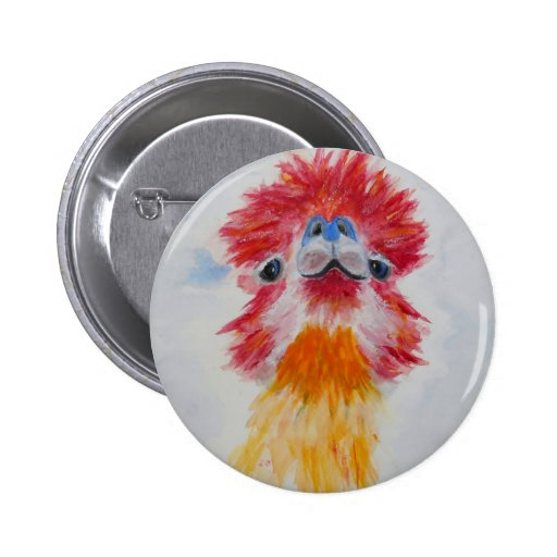 Allie Alpaca Buttons