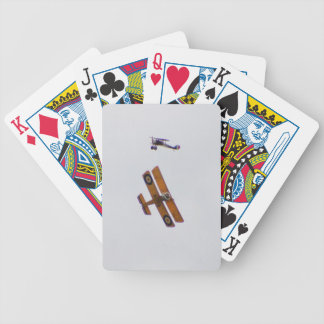 Allied Fighters Of World War One Bicycle Playing Cards