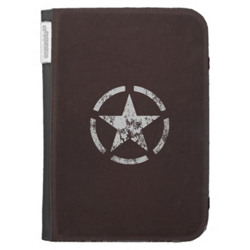 Allied US White Star Vintage Kindle Covers
