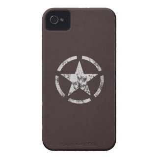 Allied US White Star Vintage iPhone 4 Covers