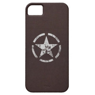 Allied US White Star Vintage iPhone 5 Cover