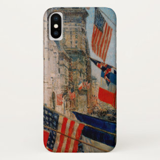 Allies Day, May 1917 iPhone X Case
