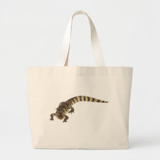 Alligator1 Large Tote Bag