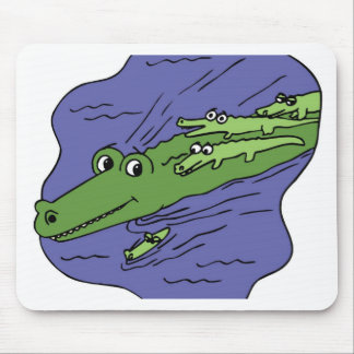 Alligator-10115 Mouse Pad