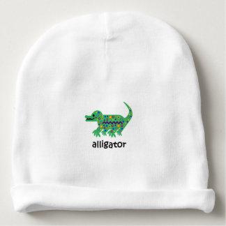 Alligator Baby Beanie