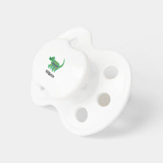 Alligator Baby Pacifiers