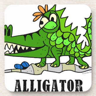 Alligator by Lorenzo © 2018 Lorenzo Traverso Coaster