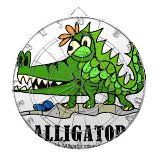 Alligator by Lorenzo © 2018 Lorenzo Traverso Dartboard
