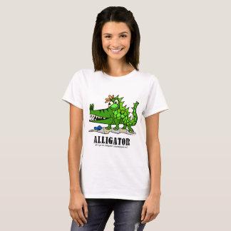 Alligator by Lorenzo Women's T-Shirt