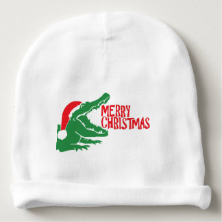 Alligator christmas baby cap baby beanie