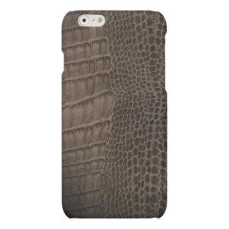Alligator Classic Reptile Leather (Faux)