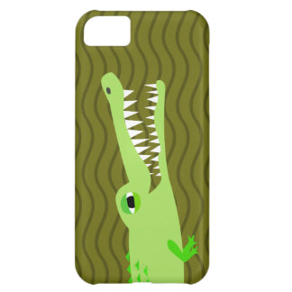 Alligator Cover For iPhone 5C