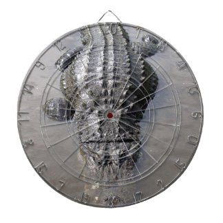 Alligator Dartboard With Darts
