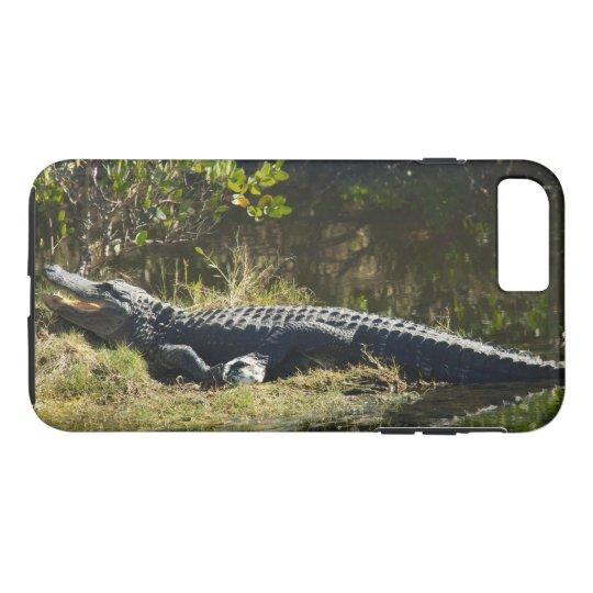 Alligator in the Sun iPhone 8 Plus/7 Plus Case