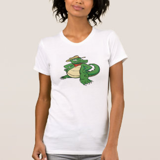 Alligator Instigator (Solo) • Girls T-Shirt (M)