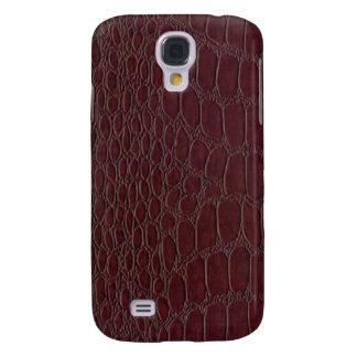 Alligator Leather Print Case iPhone 3G/3GS