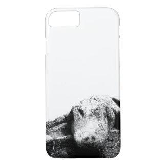Alligator or crocodile iPhone 7 case