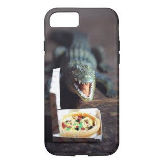 Alligator Pizza Party Phonecase iPhone 7 Case