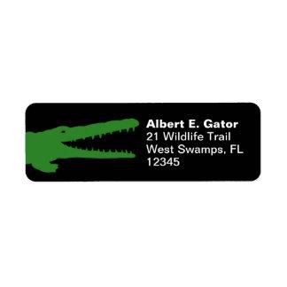 Alligator Return Address