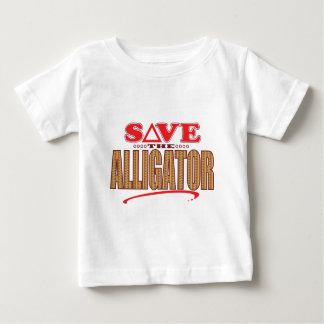 Alligator Save Baby T-Shirt