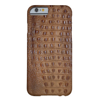 Alligator Skin Barely There iPhone 6 Case