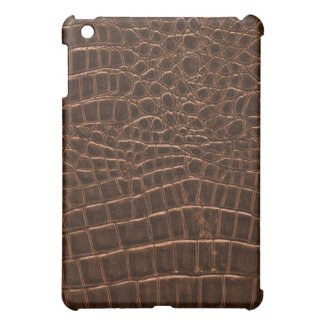Alligator Skin iPad Case
