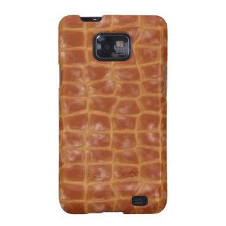 Alligator Skin Samsung Galaxy S Galaxy SII Case