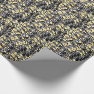 """Alligator Skin"" Wrapping Paper - (Photo)"