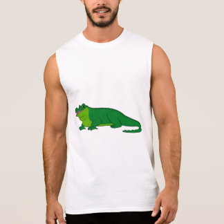 Alligator Sleeveless Shirt
