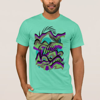 alligator sunset T-Shirt