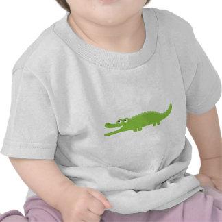 Alligator vert t-shirt