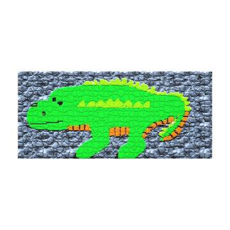 Alligators & Crocodiles Canvas Print