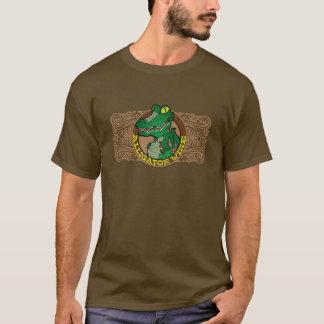 AlligatorShirt_4c_BRN T-Shirt
