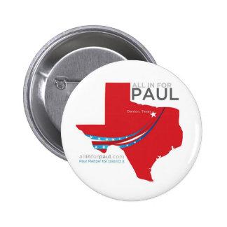 allinforpaul.com Texas campaign button