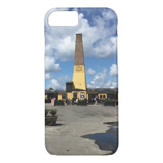 Allinge Rogeri Kampelokken Harbor Bornholm Denmark iPhone 8/7 Case