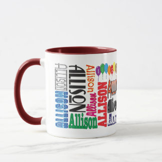 Allison Coffee Mug