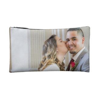 Allison & Edgar's Wedding Cosmetic Bag